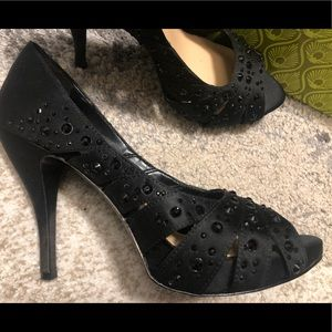 GIANNI BINI Women's Heels Black